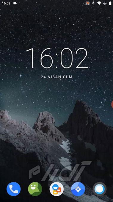 کاستوم-رام-N920